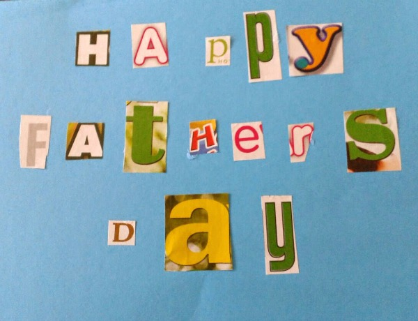 very simple father s day card ideas crafty kids at home