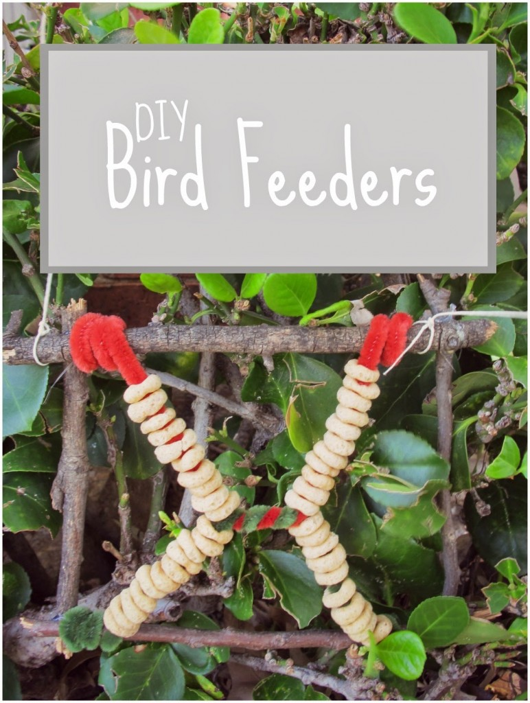 Guest Post Diy Bird Feeders Crafty Kids At Home
