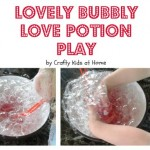 Lovely Bubbly Love Potion Play