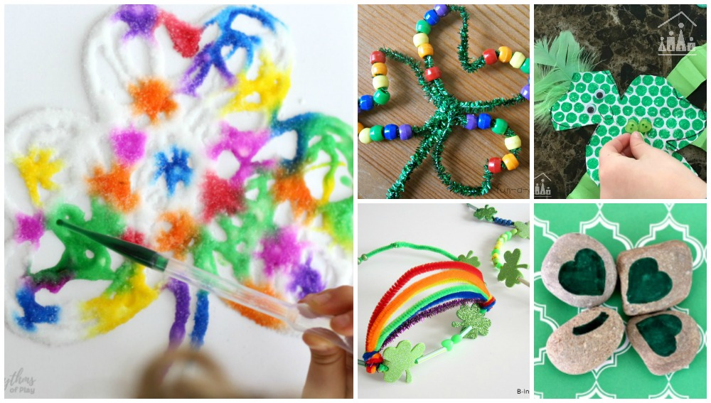 Shamrock Activities for Kids