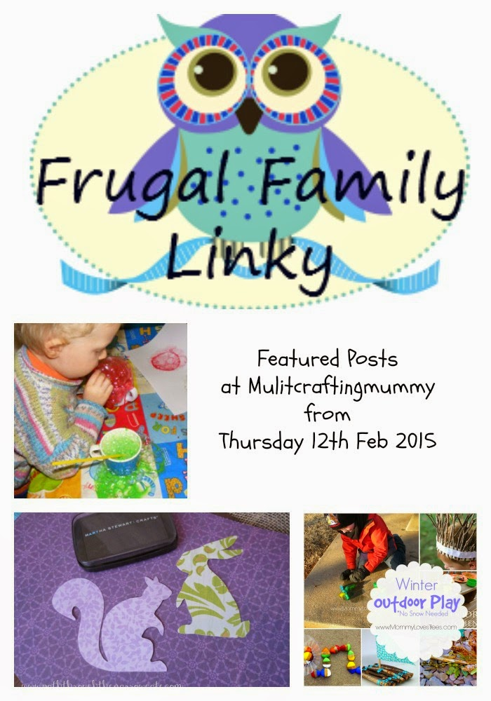 Family frugal linky featured posts