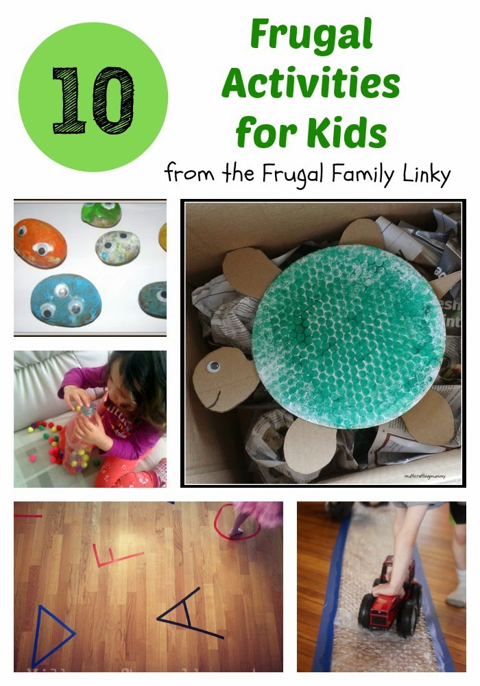 10 frugal activities for kids