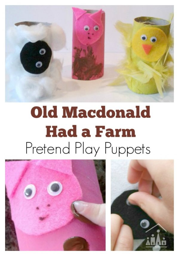 Old Macdonald TP Roll Craft
