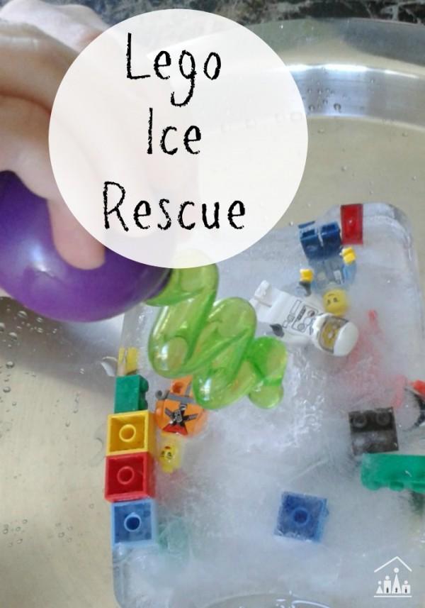 lego ice resuce
