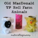 Old Macdonald TP Roll Farm Animals