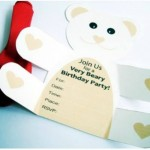 Free Printable Teddy Bear Birthday Party Invitation