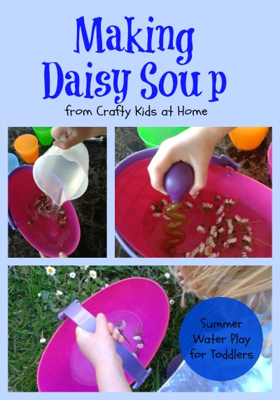 Making Daisy Soup