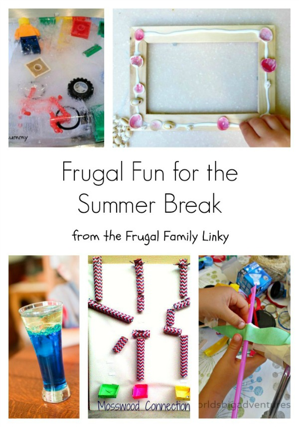 Frugal summer themed activities for kids