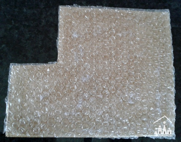 bubblewrap craft bus template