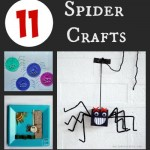 11 Spider Crafts for Kids