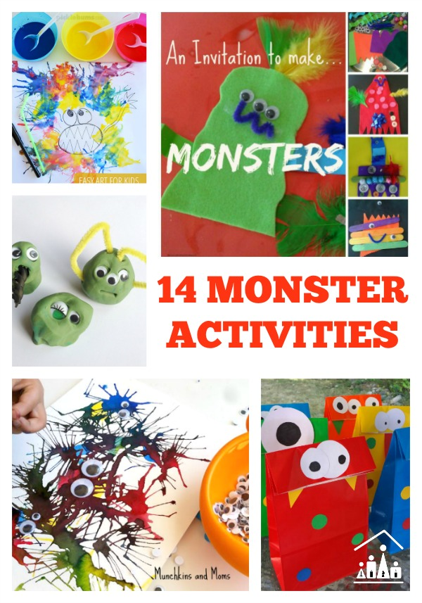 14 Monster activities