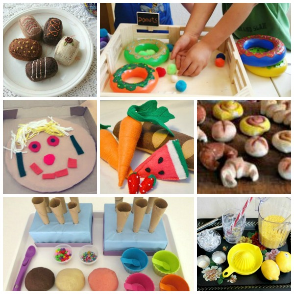 Play Food for pretend play