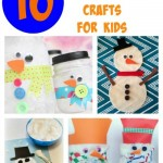 10 Cool Snowman Activities for Kids (no snow required!)