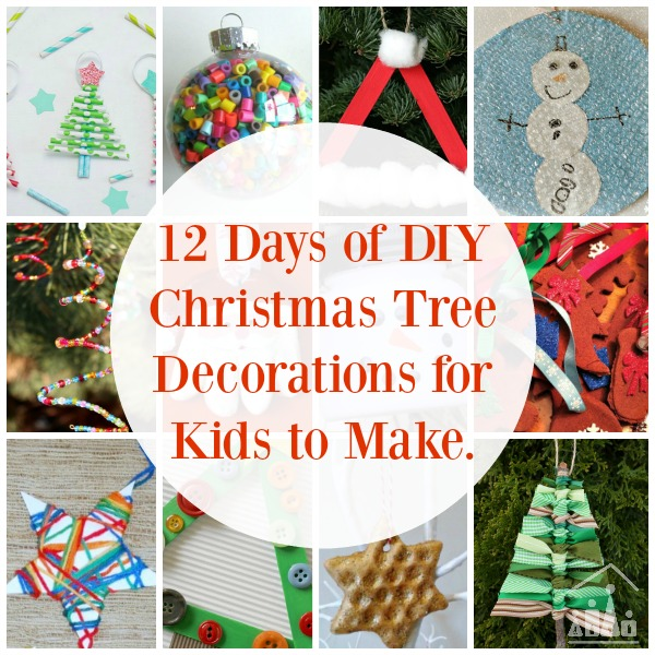Have A Christmas Tree You Can Be Proud Of Crafty Kids