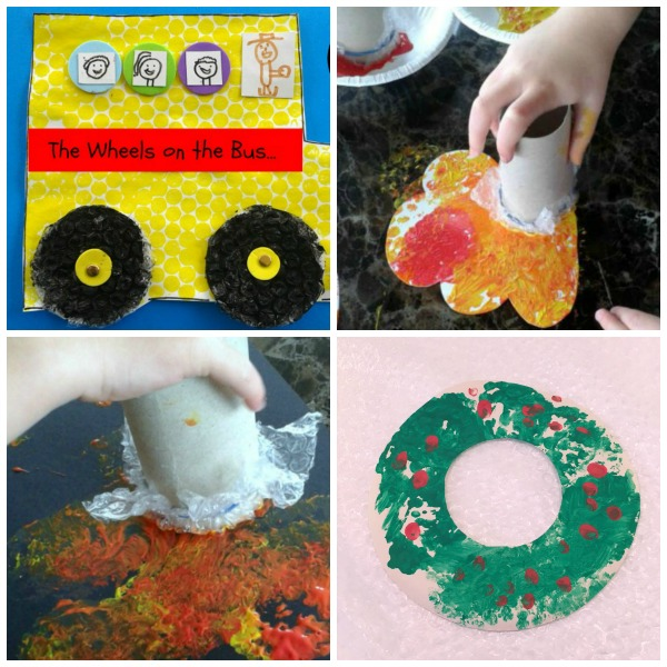 bubble wrap activities for kids