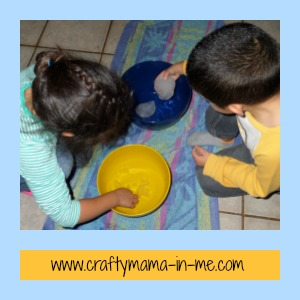 indoor activities Water play