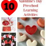 10 Valentines Day Learning Activities for Preschoolers