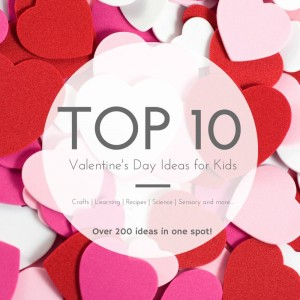 top 10 Valentines day activities for kids