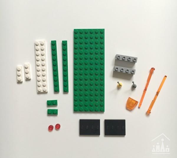 lego firefly exploring symmetry