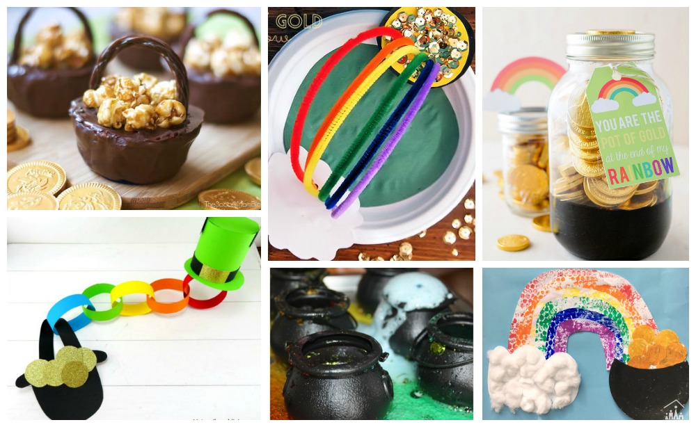 Pot O Gold Activities for Kids
