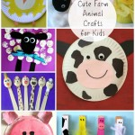 Fantastic Farm Animal Arts and Crafts