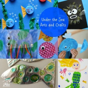 under the sea arts and crafts 400