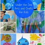 Ultimate Under the Sea Arts and Crafts
