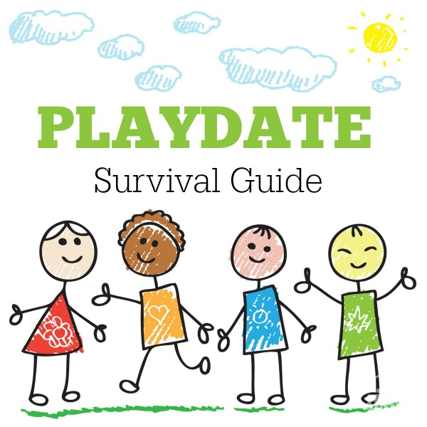 Childrens Playdate Survival Guide