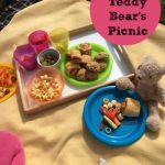 Backyard Teddy Bear's Picnic