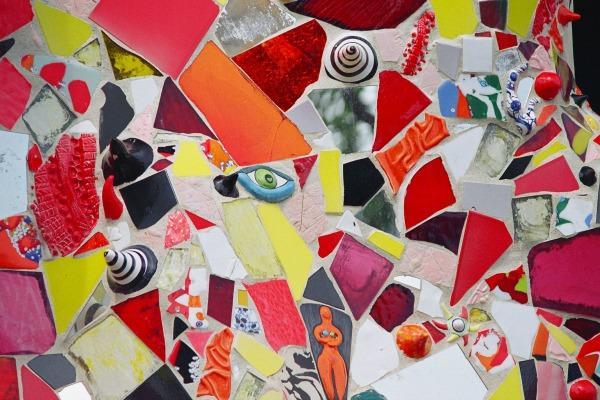 Niki de Saint Phalle, Sculpture, Tuscany