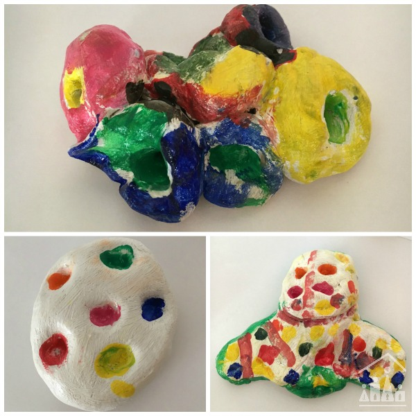 Salt Dough Craft for Fathers Day