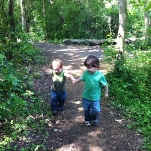 Outdoor Activities for Kids Hiking