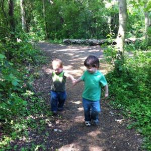Outdoor Activities for Kids Hiking