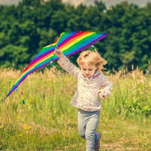 Outdoor Activities for Kids Let's go fly a kite