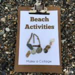 Beach Activities: Make a Collage