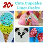 Cutest Cupcake Liner Crafts