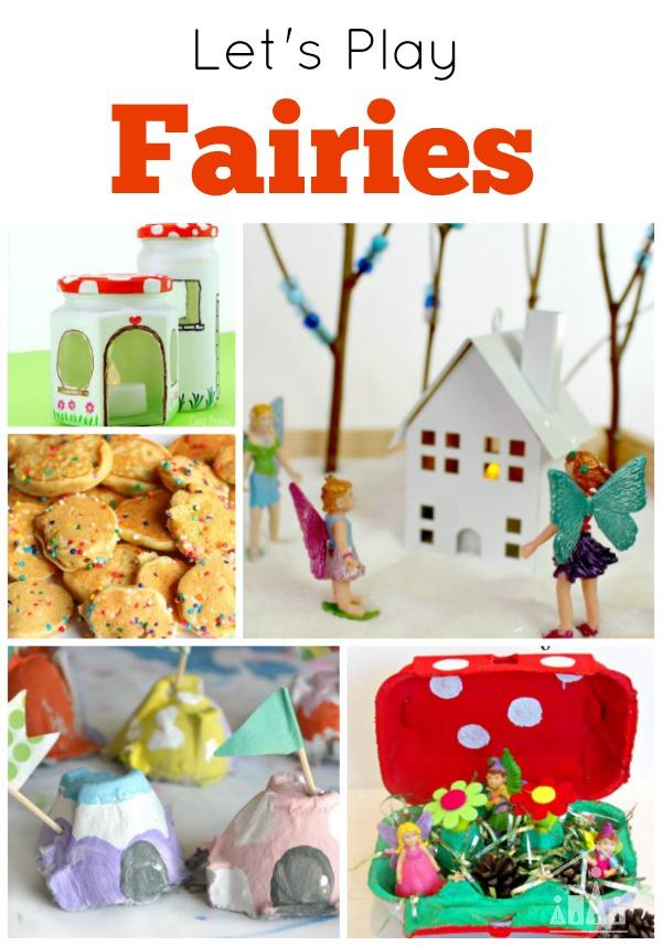20+ Fairy Activities for Kids