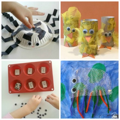 22 Great Googly Eyes Activities