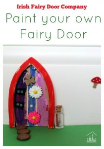 Paint your own fairy door review