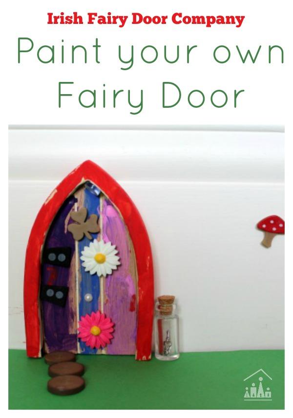Paint your own fairy door review