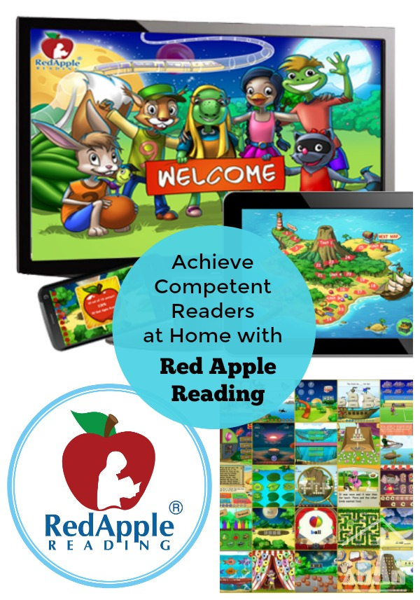Red Apple Reading Review