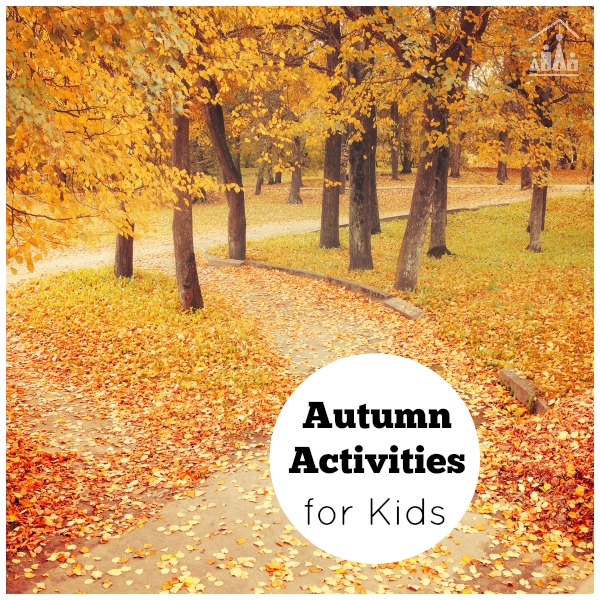 Autumn Activities to Keep Kids Busy