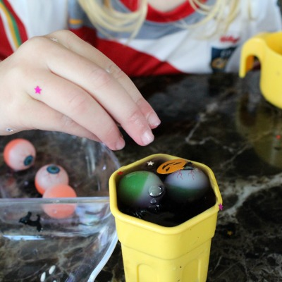 Halloween Potion Making for Kids