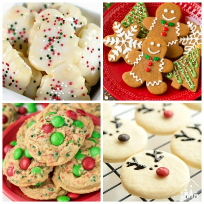 10 recipes for festive cookies