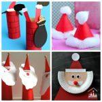 10 Santa Crafts