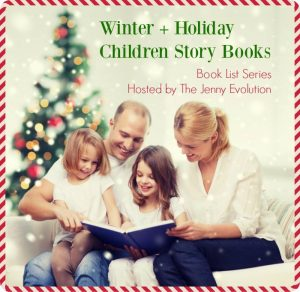 winter and holiday christmas story books