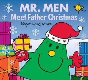 Mr Men Meets Father Christmas