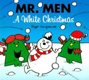 Mr Men A White Christmas