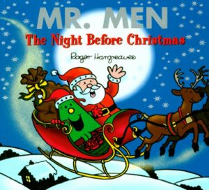 Mr Men The Night Before Christmas
