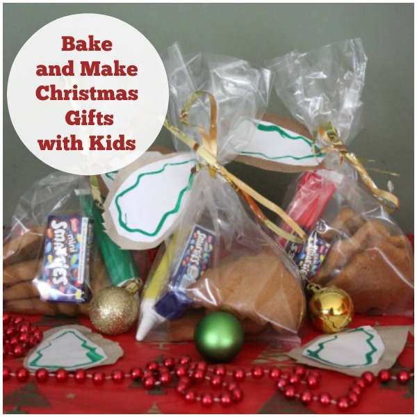 Christmas Gift Baskets For Kids.Bake And Make Christmas Gifts With Kids Crafty Kids At Home